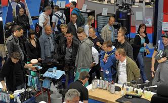 Zur nächsten AMITEC sind die Aussteller jetzt aufgerufen, die Teilnahmeunterlagen abzurufen. (Foto: Messe Leipzig)