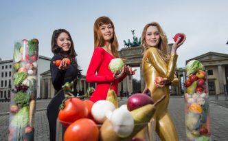 Deutschland ist im Jubiläumsjahr Partnerland der FRUIT LOGISTICA 2017 (Foto: Messe Berlin)